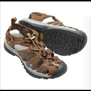 Keen Whisper Sport Sandals Size 7.5